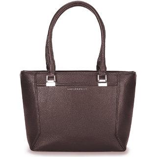 Lino Perros Brown Hand Bag  LWHB01889BROWN