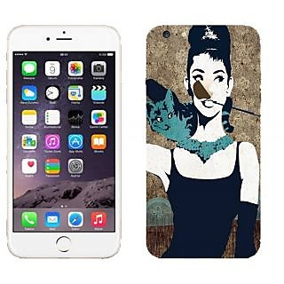 Design Back Cover Case For Apple iphone 6S Plus
