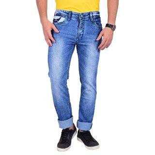 Mokajean Slim Fit Light Blue  Mens  Jeans