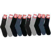 12 pairs of cotton Long socks.