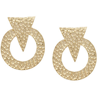 Stoln Gold Gold Plated  Women Studs.