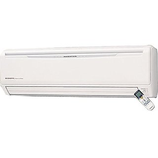 O General ASGA18JCC Inverter Split AC  1.5 Ton, White
