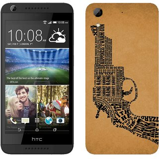 Design Back Cover Case For HTC Desire 626