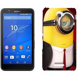Design Back Cover Case For Sony Xperia E4