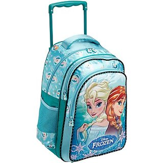 Frozen Waterproof School Bag (Green, 16 inch) MBE-WDP0505