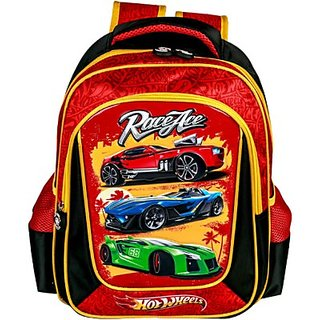 Mattel Kids Bag Waterproof Backpack (Red, 3 L) EI-MAT0037