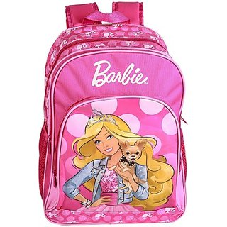 Mattel Kids Bag Waterproof School Bag (Pink, 6 L) EI-MAT0048
