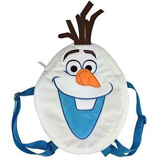 Disney School Bag (White, 14 inch) MBE-WDP0366