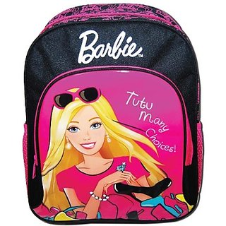 Mattel Kids Bag Waterproof Backpack (Pink, 6 L) EI-MAT0042