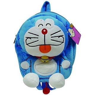 My Baby Excel School Bag (Blue, 12 inch) MBE-DOR009
