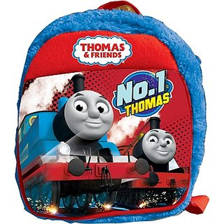 Thomas  Friends Backpack (Blue, 12 inch) MAT002