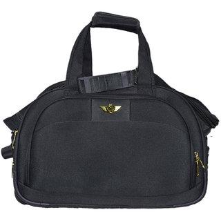 Texas USA Grey unisex nylon duffle bag emzlug8006ds24grey