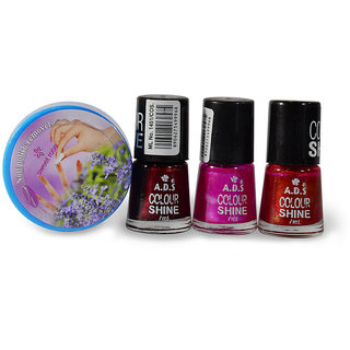 Hot Selection Combo for Nails (Combo Of 4)