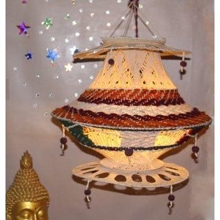 Vintage HandMade Lamp shade