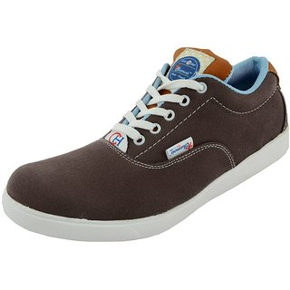Chamois Mens Brown Casual Sneakers