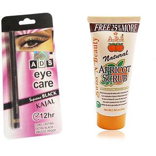 ADS  Scrub (50g) With Eye care Kajal