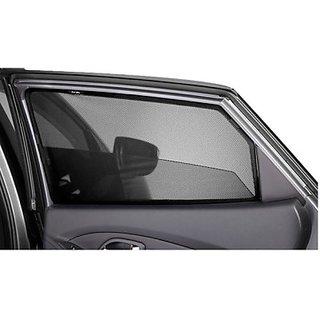 ROYAL Side Window Sun Shade For Honda Civic (Black)