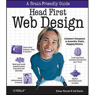 Head First Web Design - Complete Training for Web Design and Development