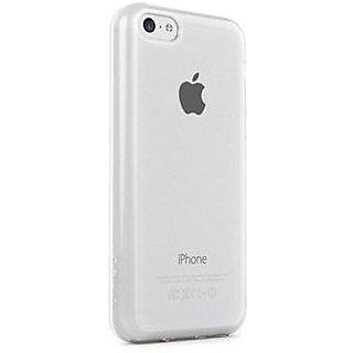 Soft Case TPU Transparent Back Cover For  I phone 5G