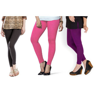 Jiya Ankle Length Leggings