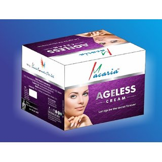 Ageless Cream For Minimize Wrinkles
