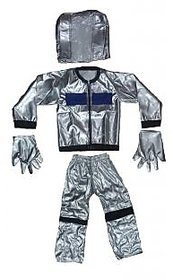 Astronaut Or Robot Fancy Dress Costume For Kids