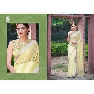 Fashion Womens Chiffon Saree