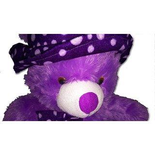 Purple Sweet n Cute Teddy Bear