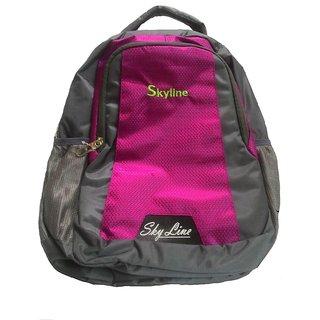 Skyline Laptop Bag Unisex backpack College/Office Bag With Warranty -055