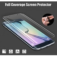 Samsung S7 Edge Screen Protector With Edge Protection/fibre Glass With Curve/full Cover/screen Protector/Tempered Glass