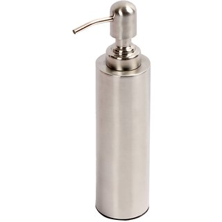 Yashika Home Stainless Steel Wall Mounting Liquid Soap Dispenser Slim Shape in Royal Design
