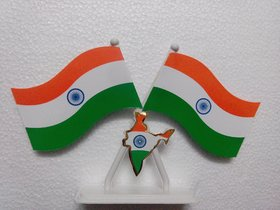 Independence Day Special - Indian Flag for Car, Home or Office Desk