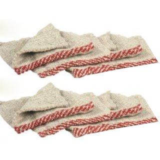 V Dcor Home Cleaning Cloth - 6 Pcs