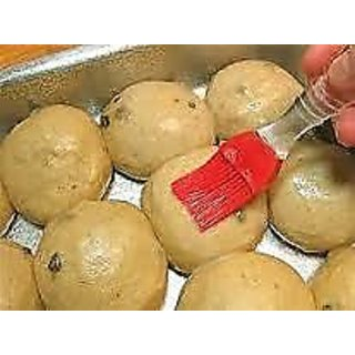 Silicone Basting Brush Kitchen Cooking  Applying butter / oil