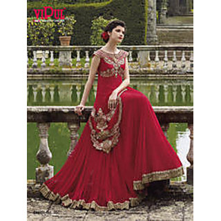 Buy Designer Latest Fancy New Wedding Party Wear Gown Kurti Dress Gown Women Ladies Online 3850 From Shopclues,How Much Do Wedding Dresses Cost On Average