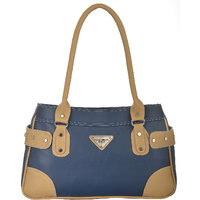 Fostelo WomenS Austin Shoulder Bag Blue