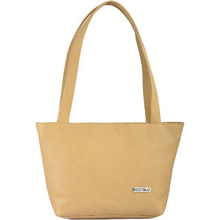 Fostelo Lovely Beige Handbag