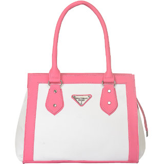 Fostelo WomenS Elise Shoulder Bag White
