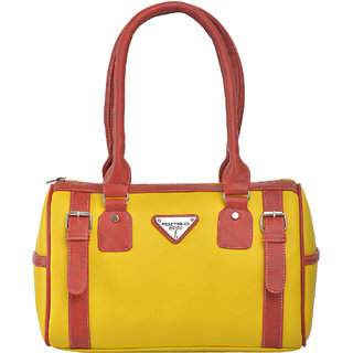 Fostelo WomenS Sasha Shoulder Bag Yellow
