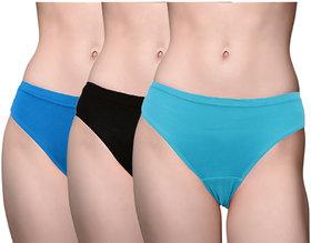 Kothari Multi Color Lycra Panties