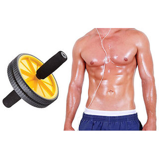 AB Wheel AA Total Body Exerciser  AB Wheel AA Total Body Exerciser