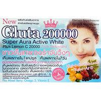 3 X Gluta 200000 Mg Softgel L-Glutathione - Skin Whitening Capsules