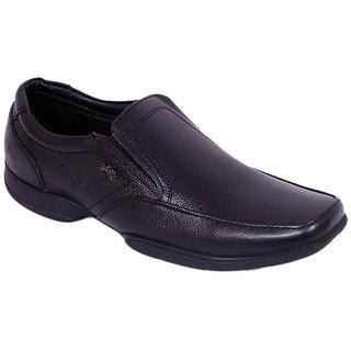 1b3110e2c26 Buy Lee Cooper Mens 2128 Black Formal Shoes Online   ₹2547 from ...