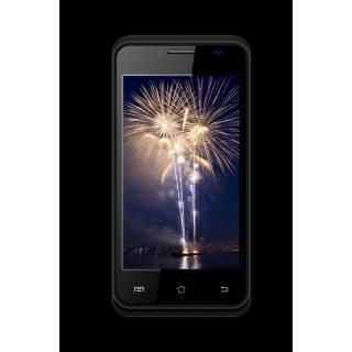 SWIPE KONNECT 4 (Dual SIM,3G Calling,Black)