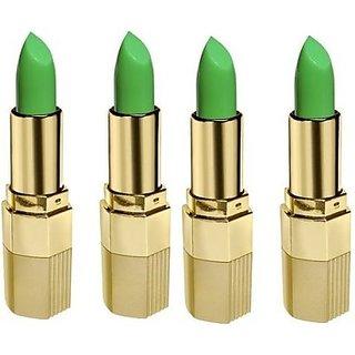 Blue Heaven Xpression LIpstick (set of 4) Green natural -101 16 g (101)