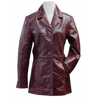 100 Genuine Leather Ladies Jackets new Leather Jacket, leather coats JL200