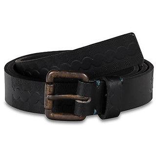 Pardigm Women's Black Leather Belt