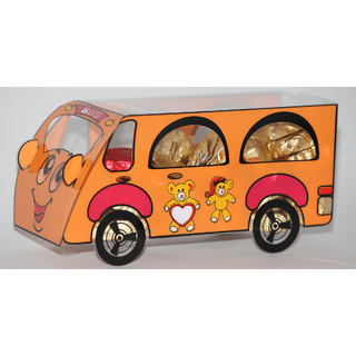 School bus pack - Handmade chocolate 400 gm