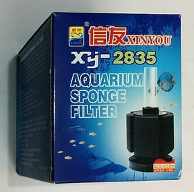 XINYOU XY-2835 Super Biochemical Sponge Filter to Aquarium Fish Tank   COLOURFUL AQUARIUM