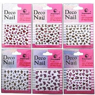 Buy 700 Mini Nail Art Stickers Mixed Designs Online Get 29 Off
